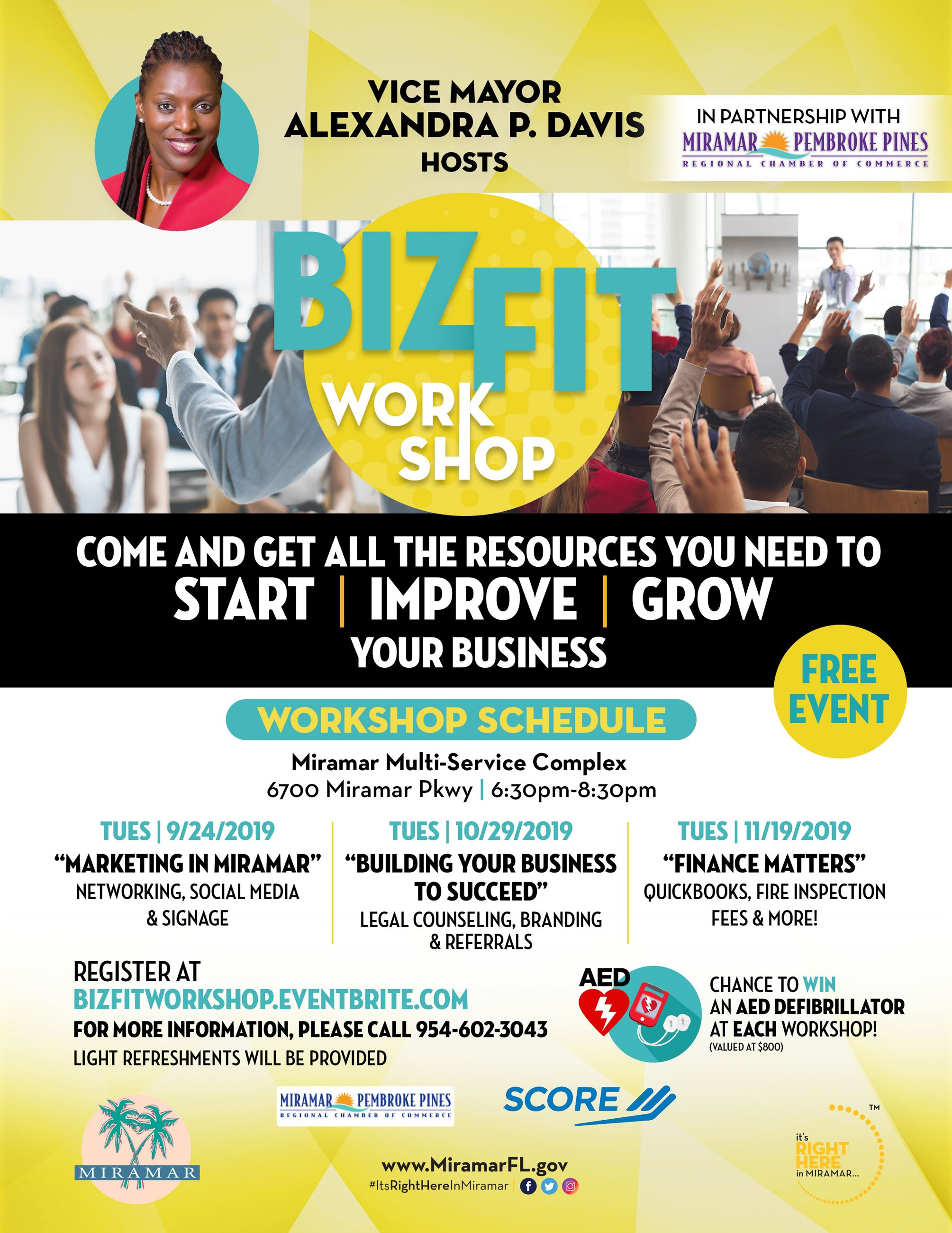 Biz Fit Tour