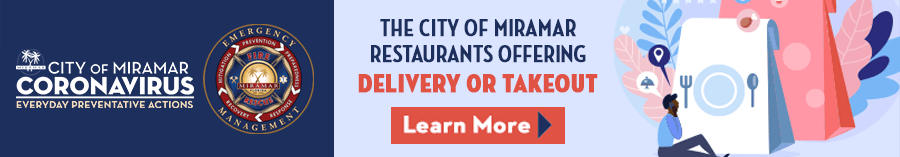 Miramar Takeout page banner