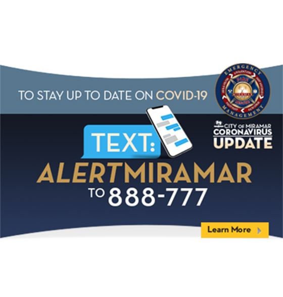 Text Alert MiraMar