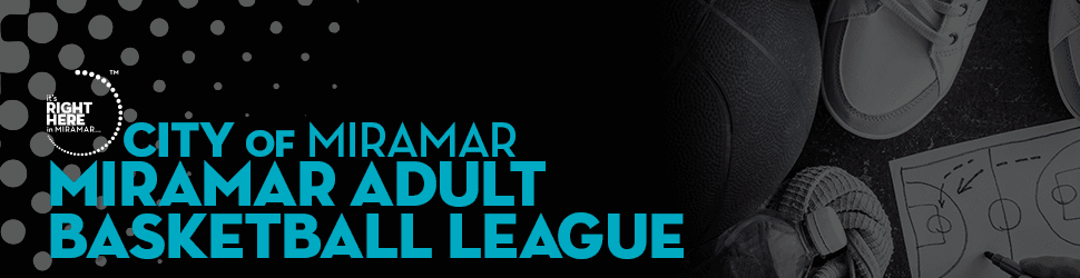 Miramar Adult Basketball League
