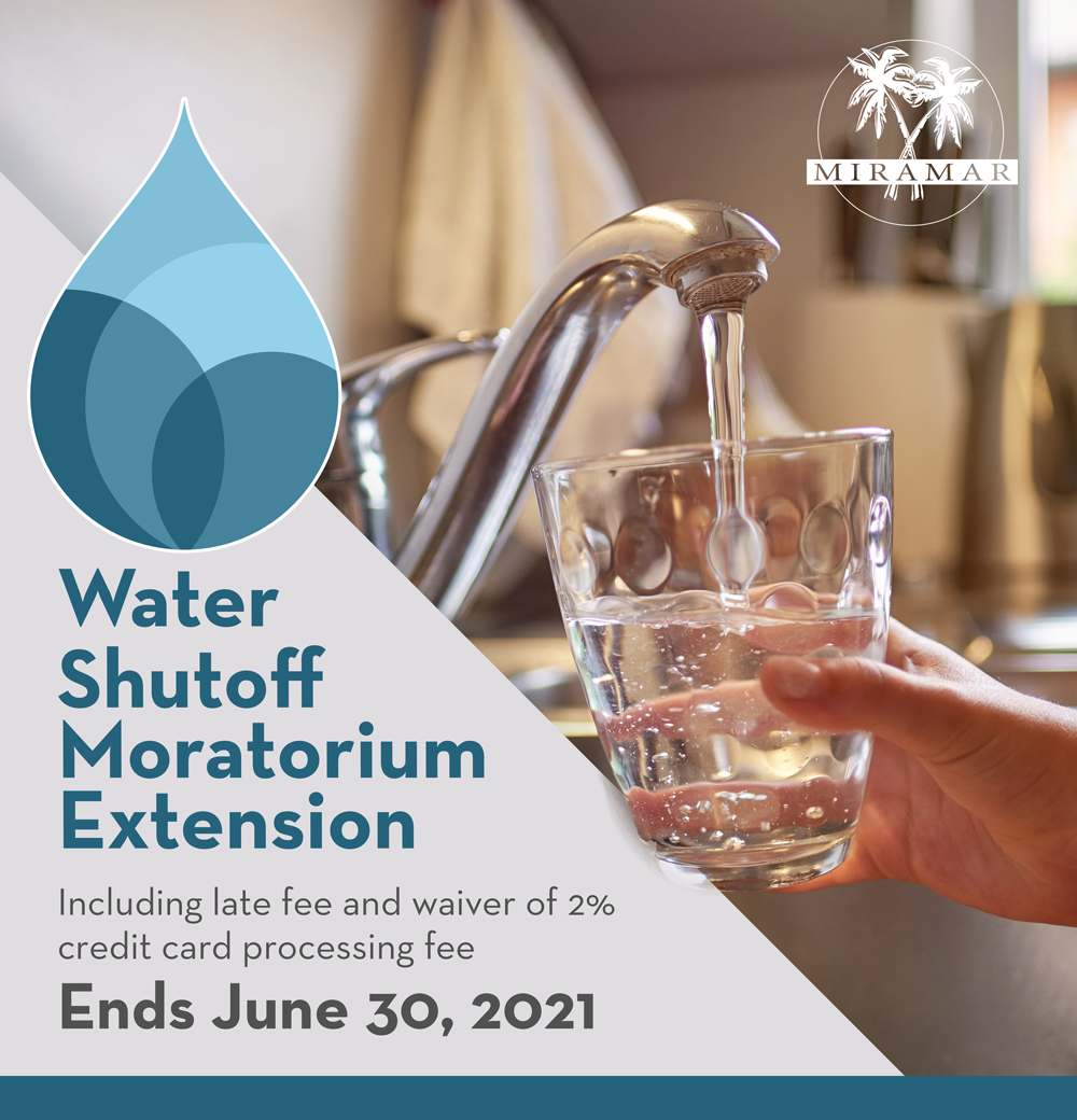 Water Moratorium Extension - News