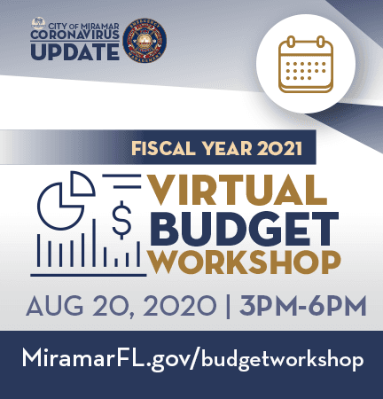 Virtual Budget Workshop 08202020