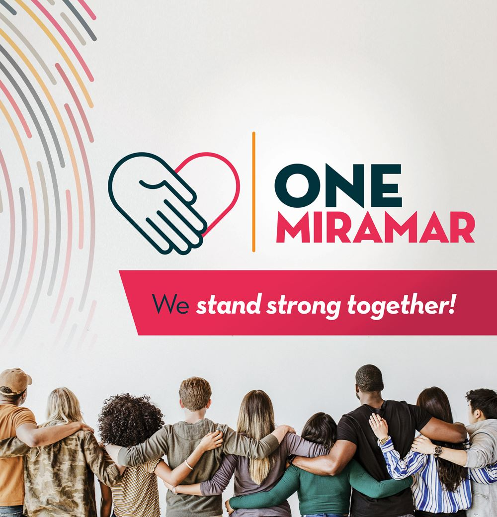 One Miramar Home Page Banner