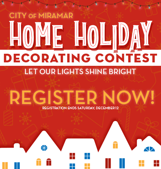 Holiday Contest - Home Page Banner