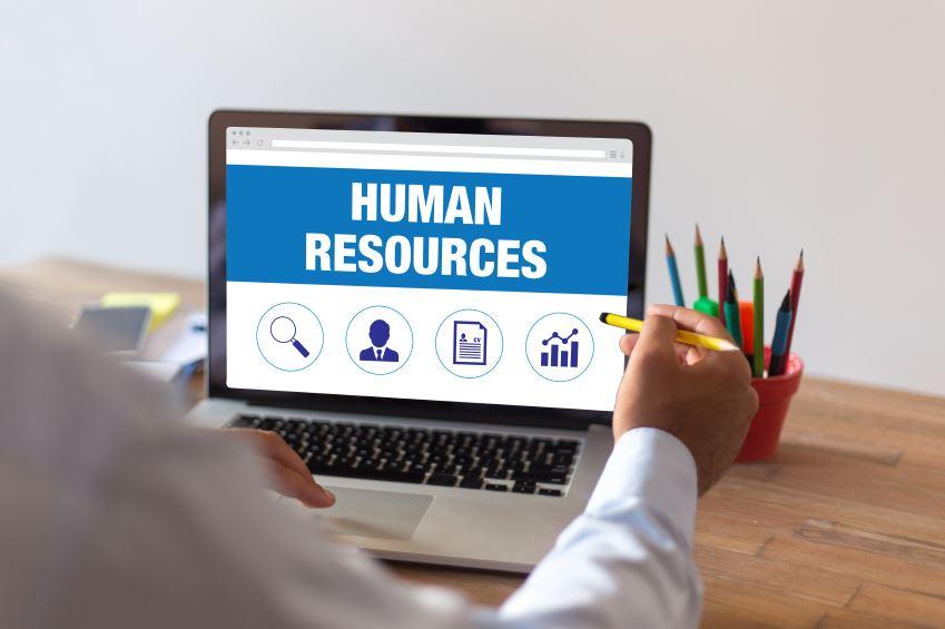employee self service website