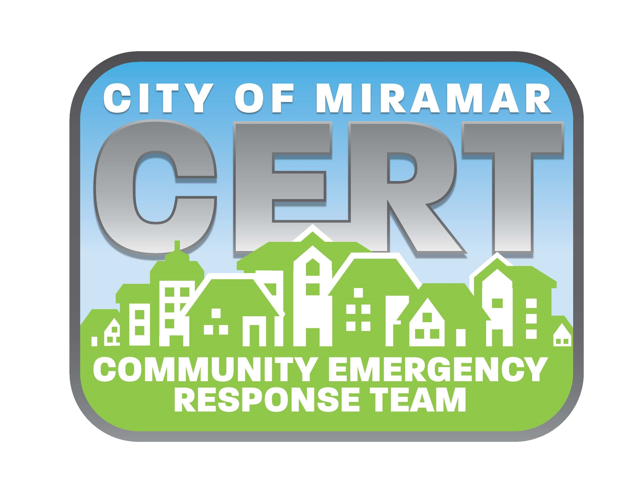 Them In Basic Disaster Response Skills Such As Fire Safety Light Search And Rescue Team Organization Medical Operations CERT Logo