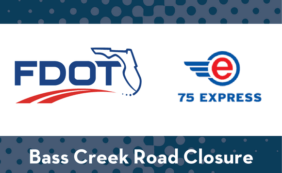 Bass Creek Road Closure