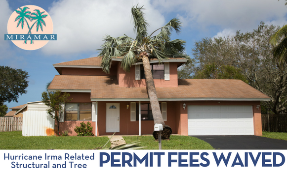 Permit Fees Waived