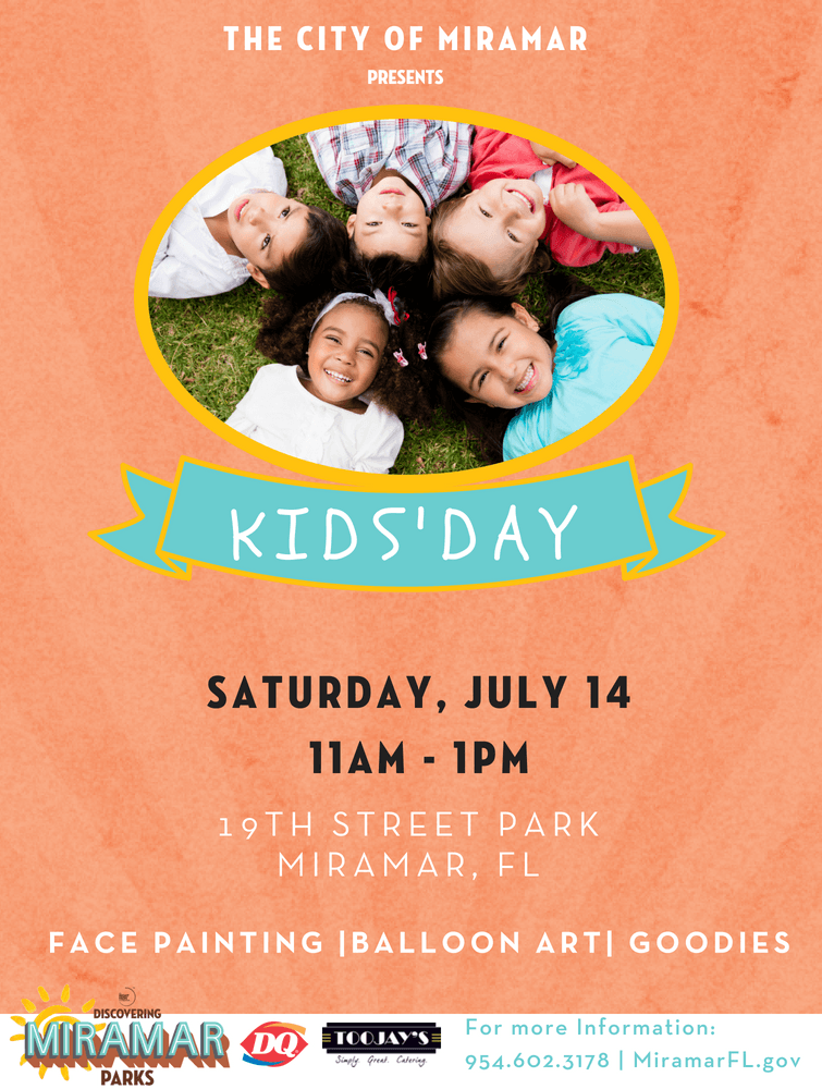 Kids Day Flyer