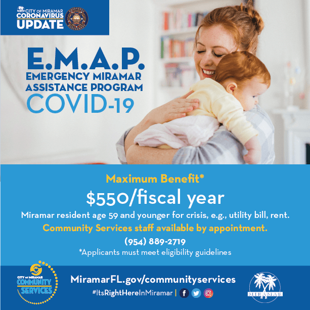 EMAP Emergency Miramar Assistance Program