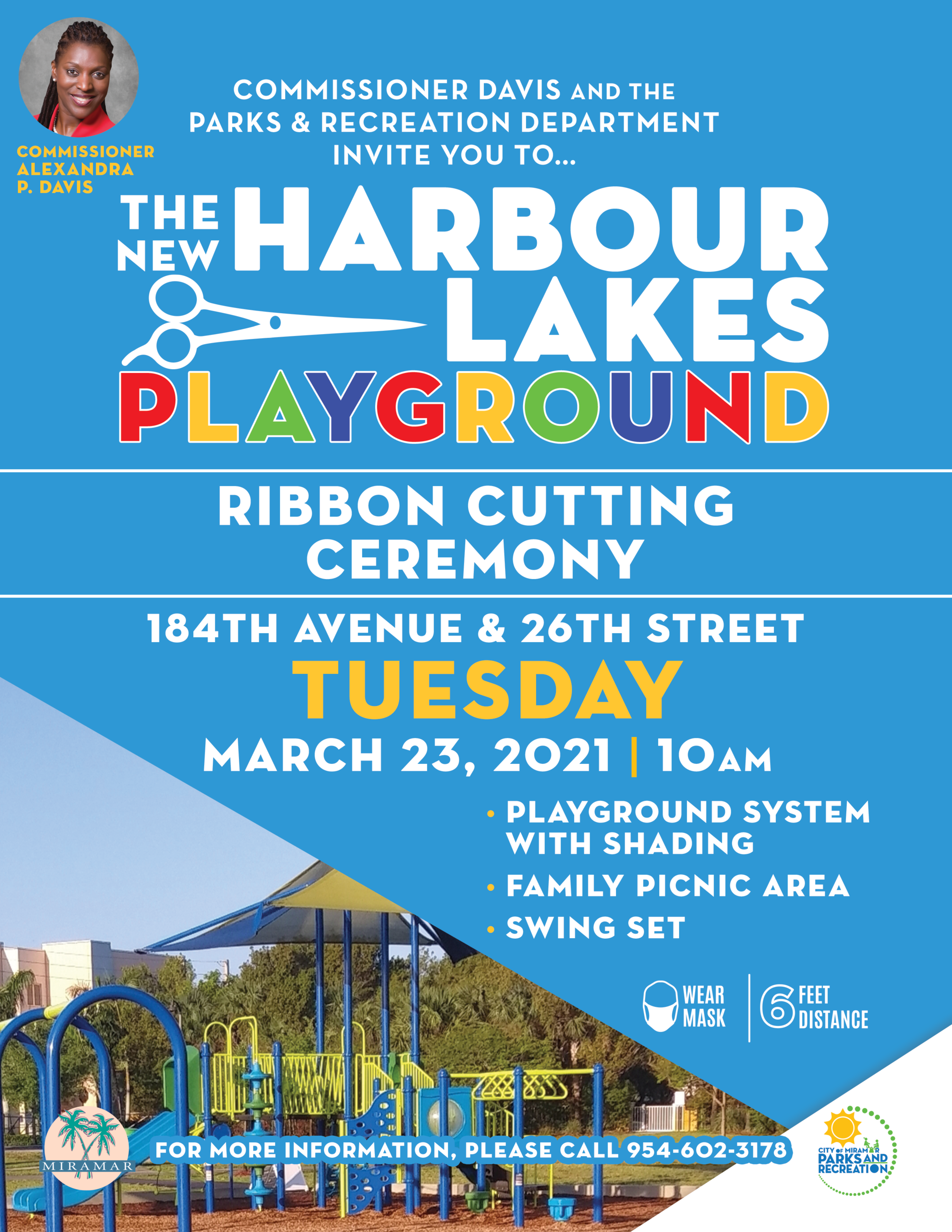 Harbour Lakes Ribbon Cutting Ceremony March 23rd