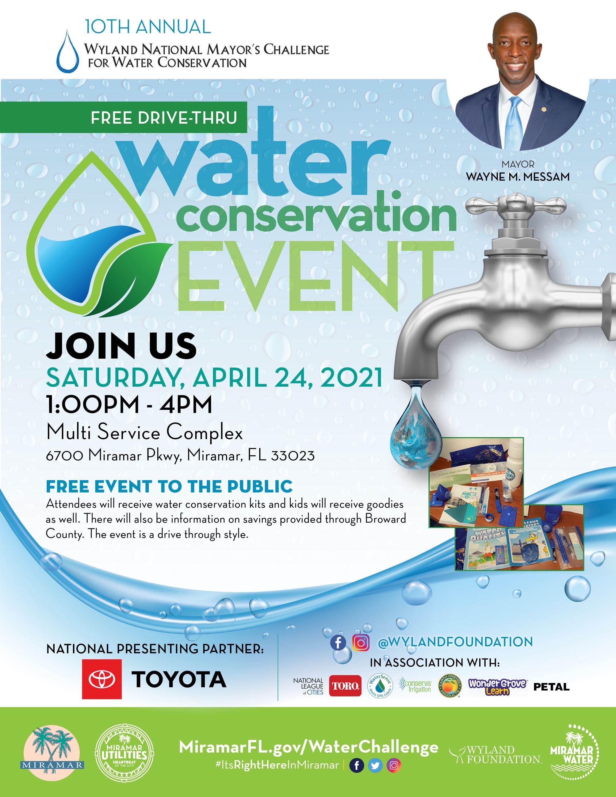 Water Challenge Event-8.5x11