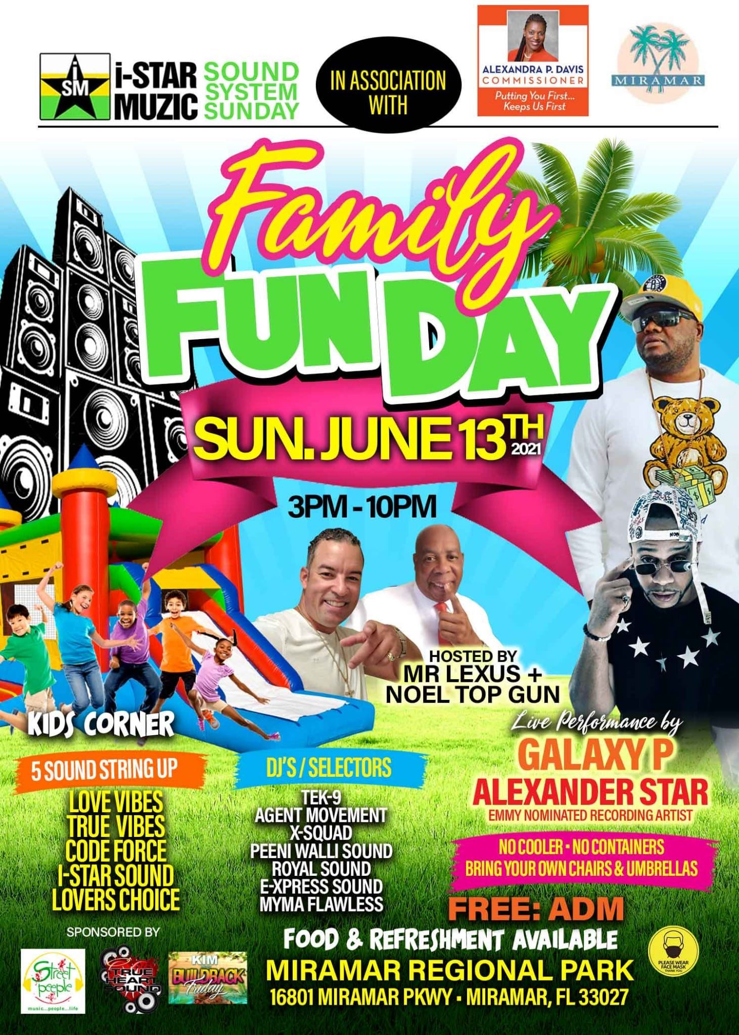 Chambers Family Fun Day June 13 2021