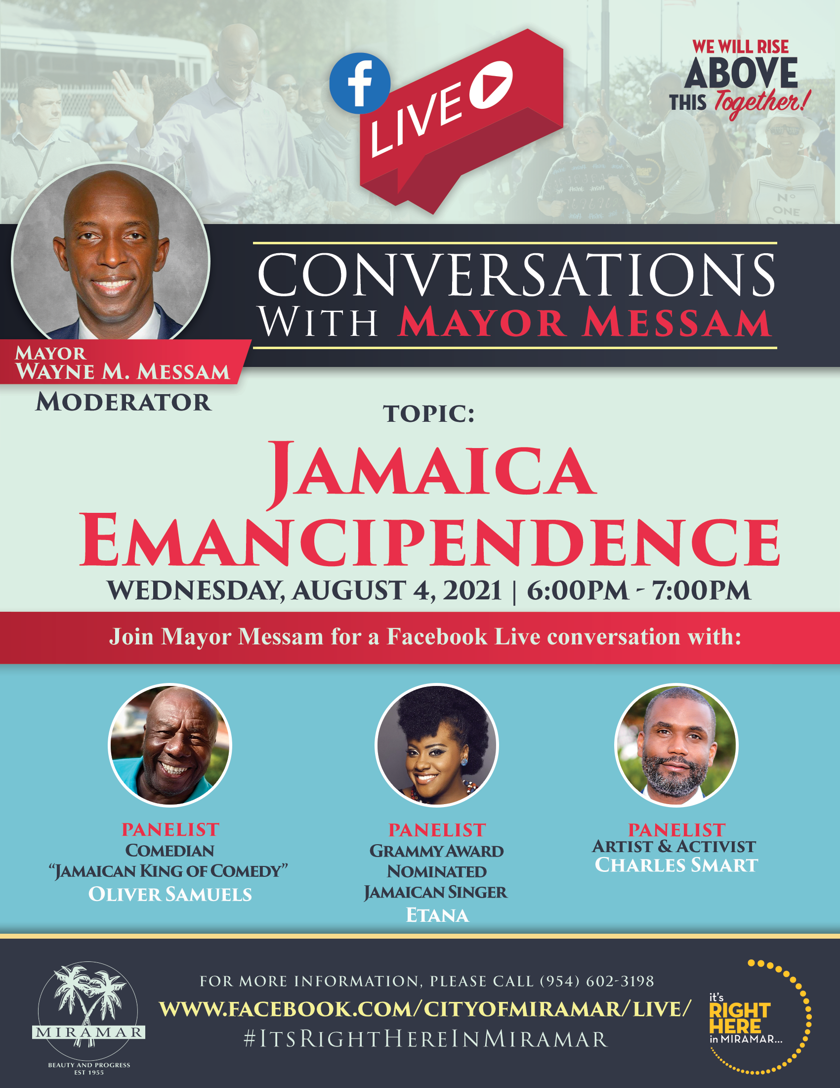 Conversations with Mayor Flyer_AUG4