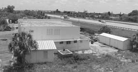 Old Picture of the Youth Enrichment Center