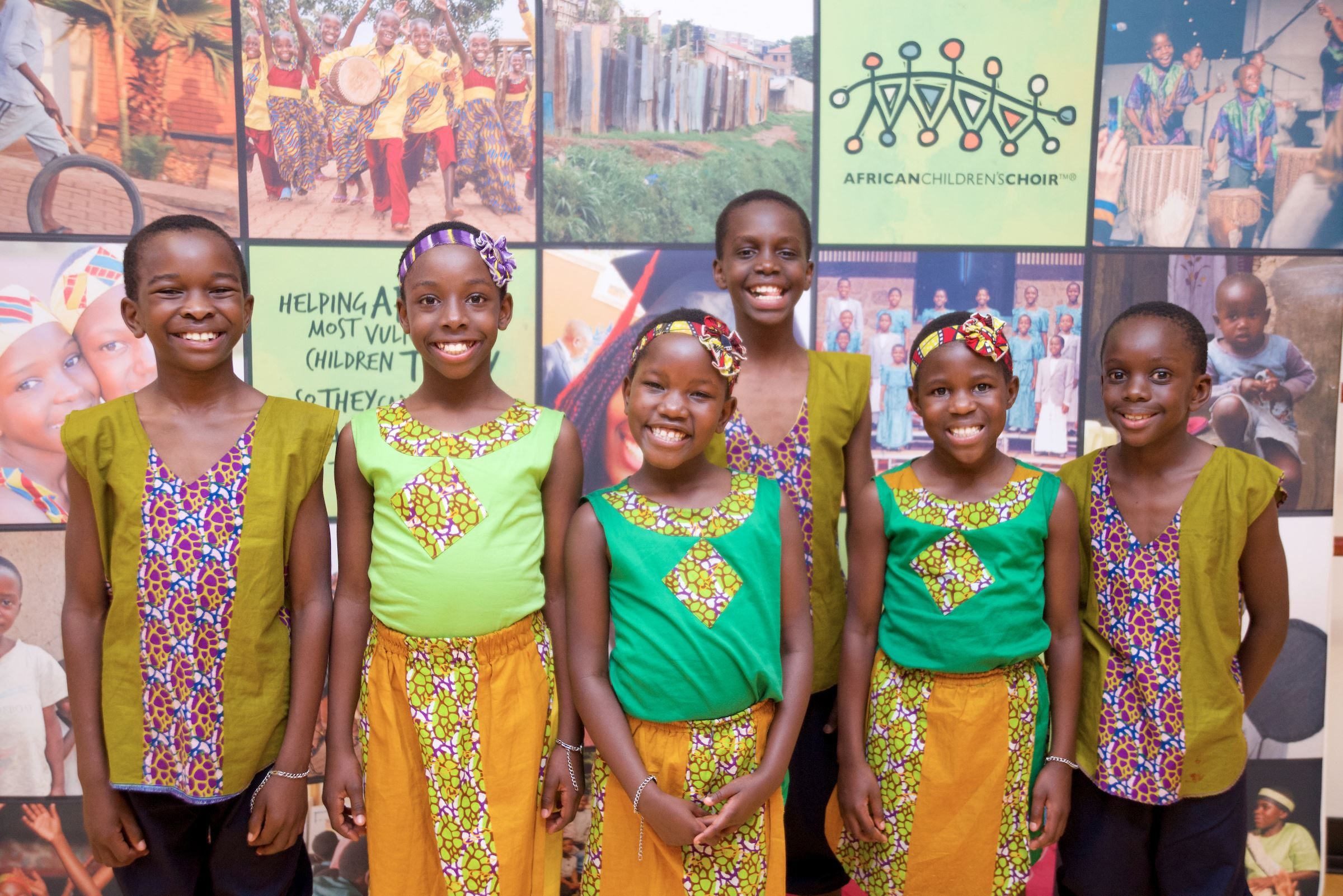 African Childrens Choir  (100)