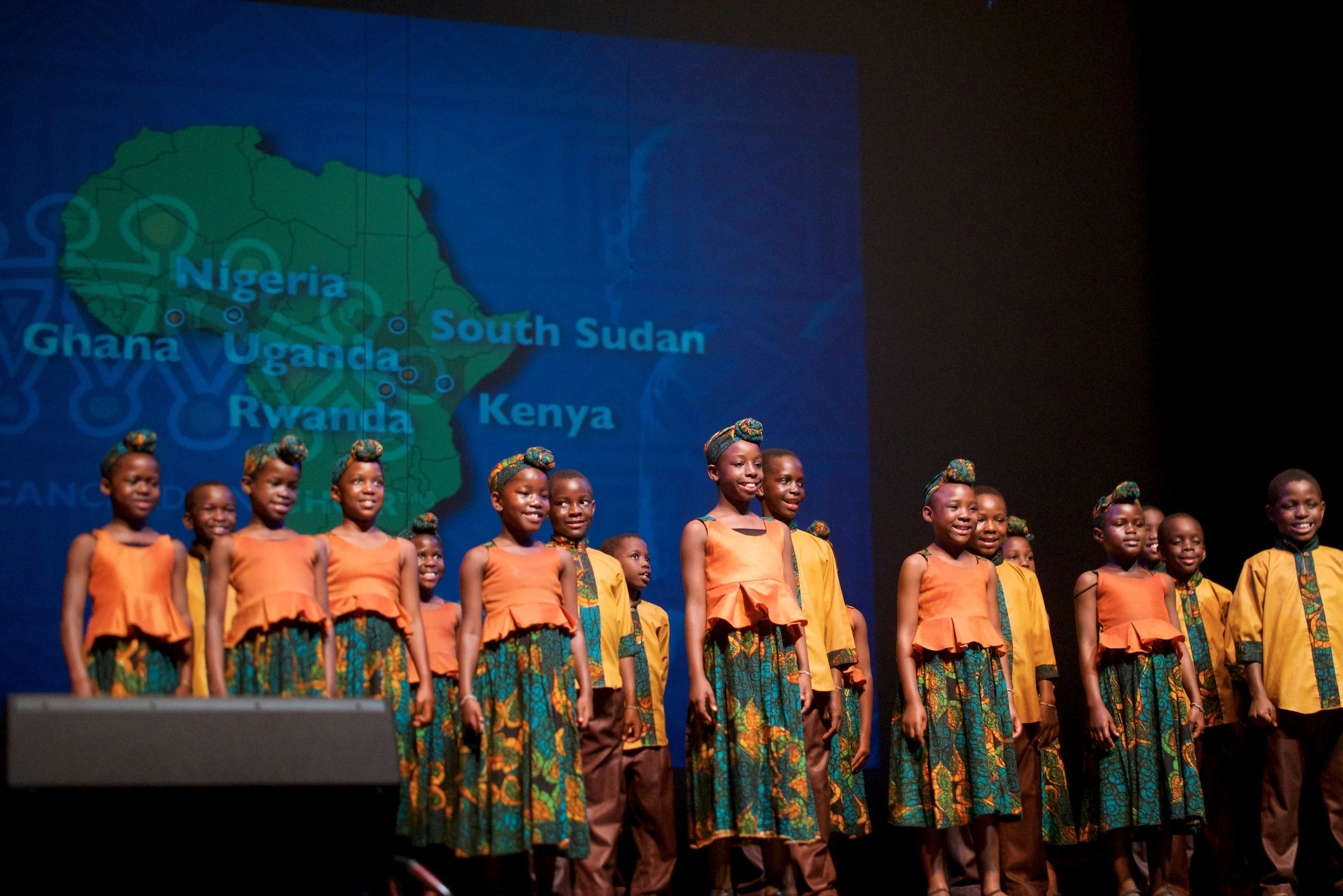 African Childrens Choir  (6)