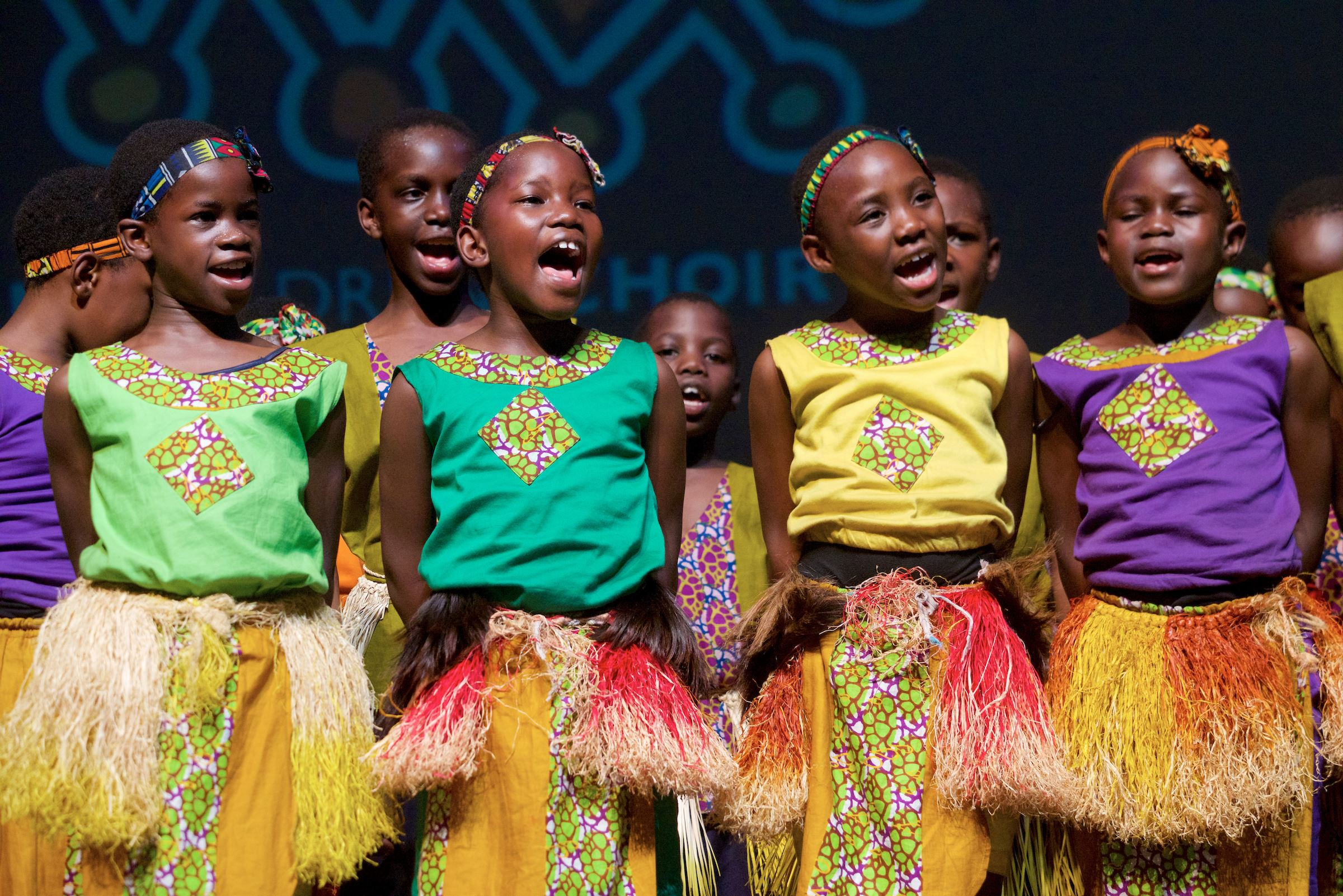 African Childrens Choir  (80)